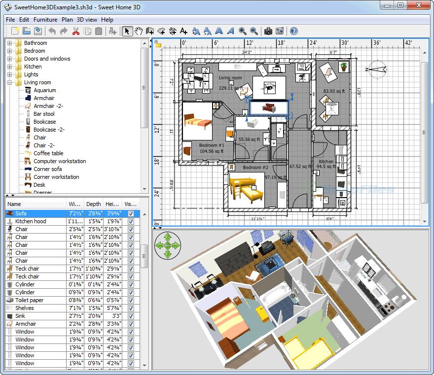 Программа дизайна загородного дома скачать бесплатно