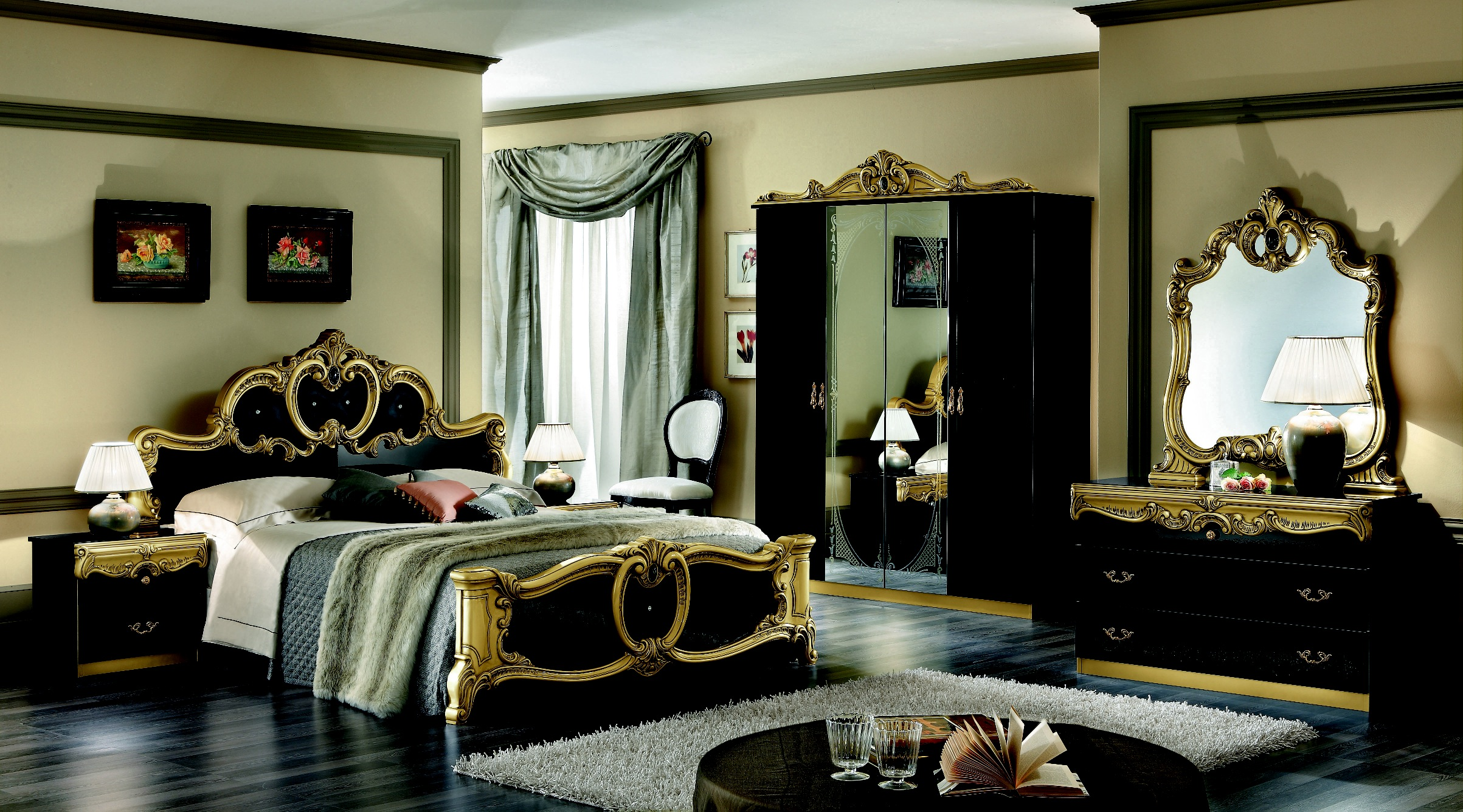 Bedroom suite furniture
