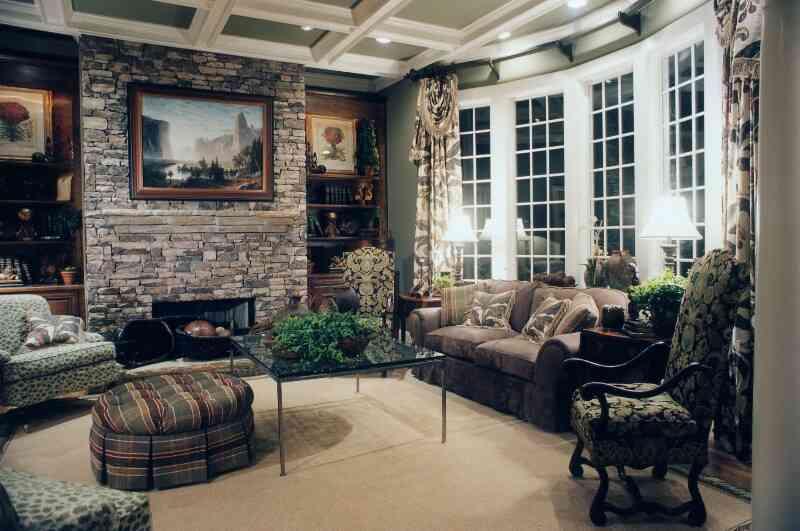 Красивый интерьер квартиры 21 фото дизайн красивых квартир