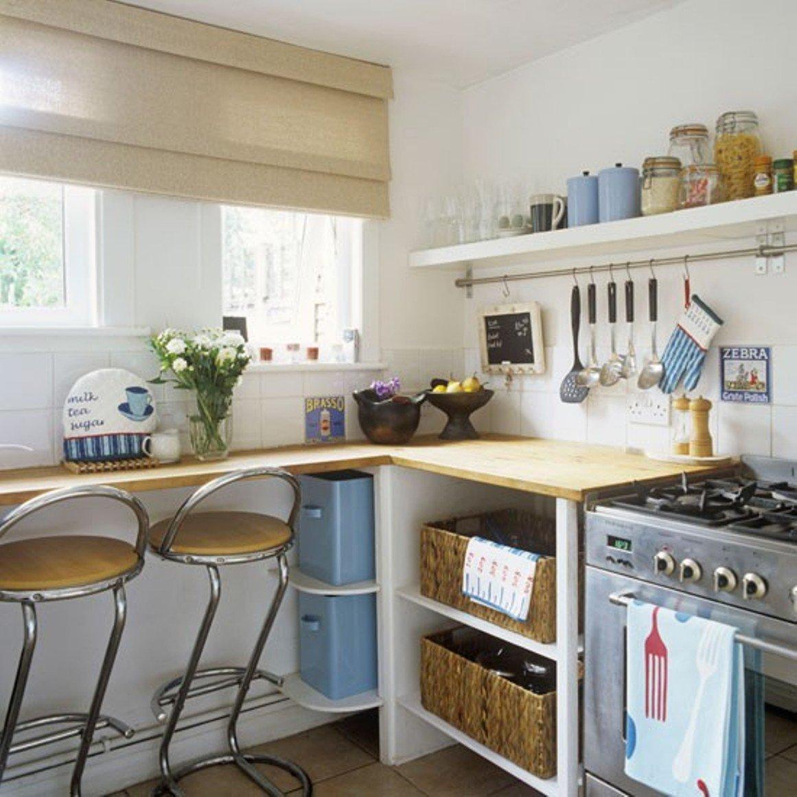 Маленькая кухня своими руками фото фото 275