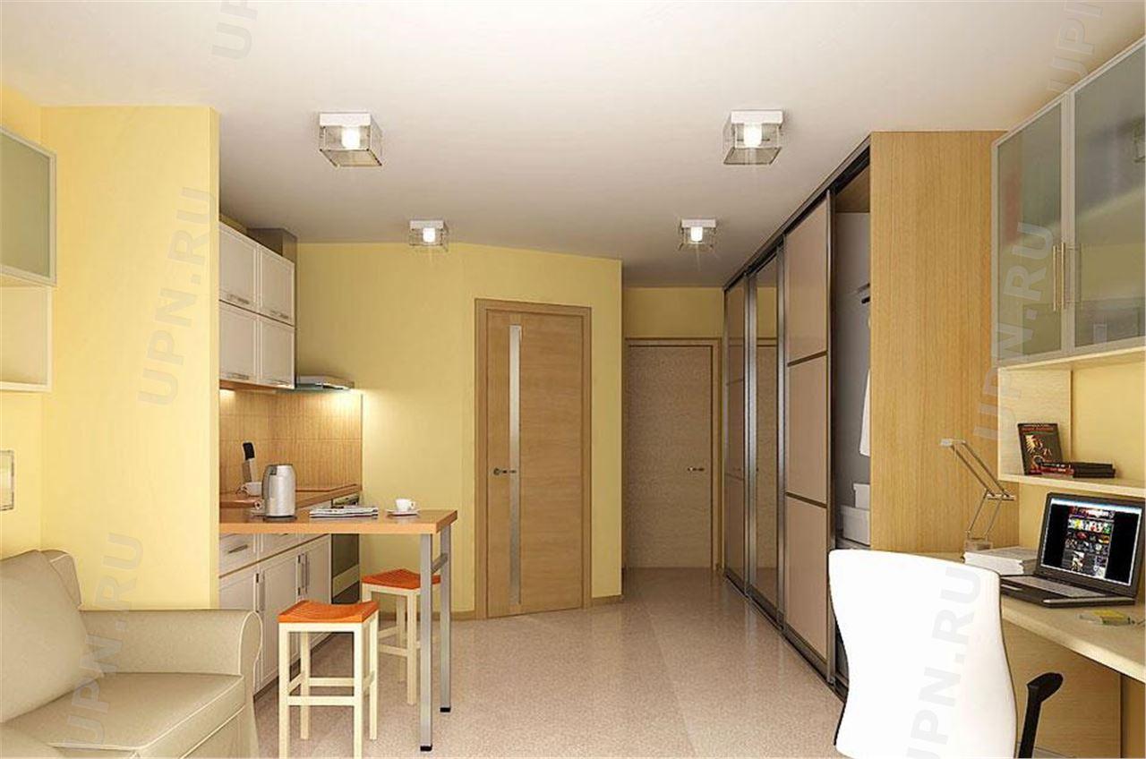 """Дизайн квартиры студии 20 кв.м """" картинки и фотографии дизай."""