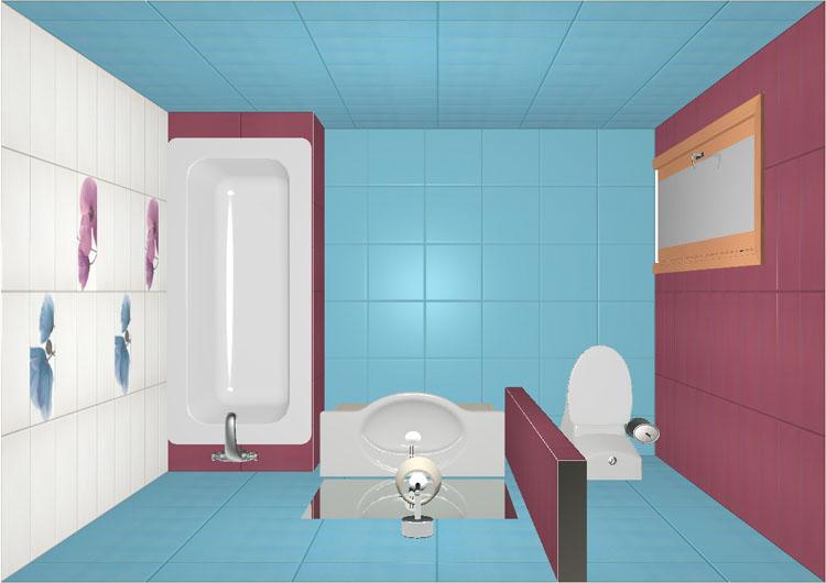 Онлайн дизайн проект плитки
