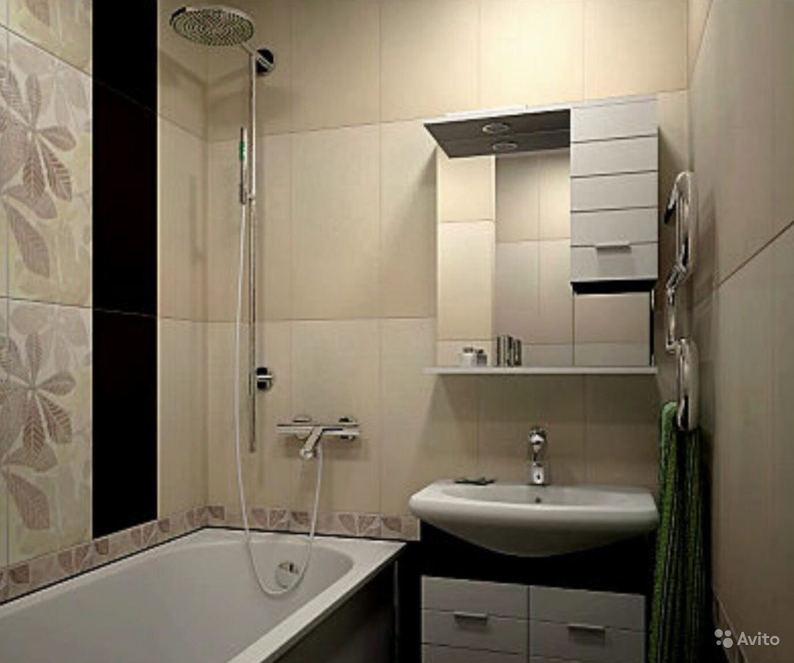 Дизайн маленькой ванной комнаты идеи советы рекомендации: Отделка маленькой ванной комнаты плиткой фото » Картинки и