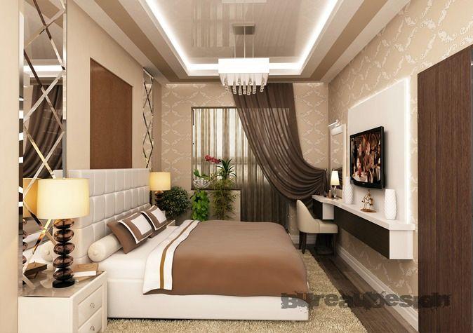 """Дизайн спальни объединенной с балконом """" картинки и фотограф."""