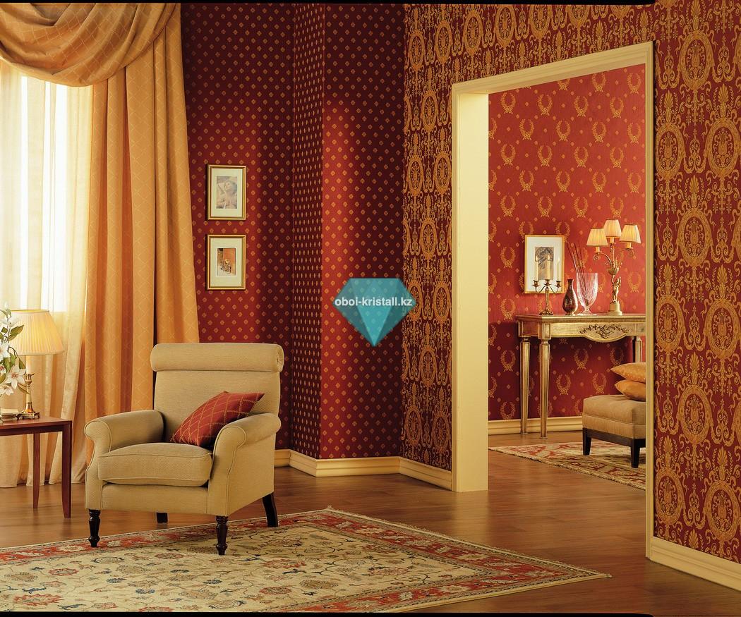 фото обоями комнат современная оклейка