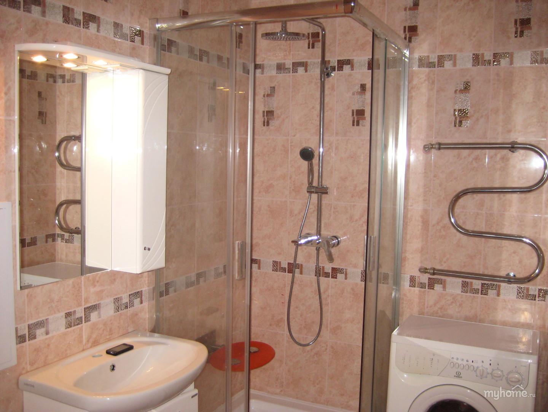 ремонт ванны и туалета в панельном доме