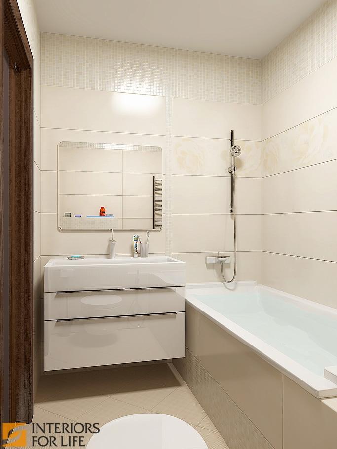 """Интерьер ванной комнаты 2 кв м """" картинки и фотографии дизай."""