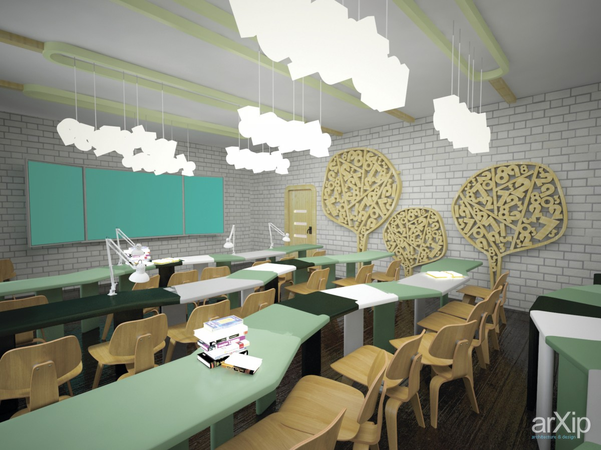 Школа дизайна интерьера в москве