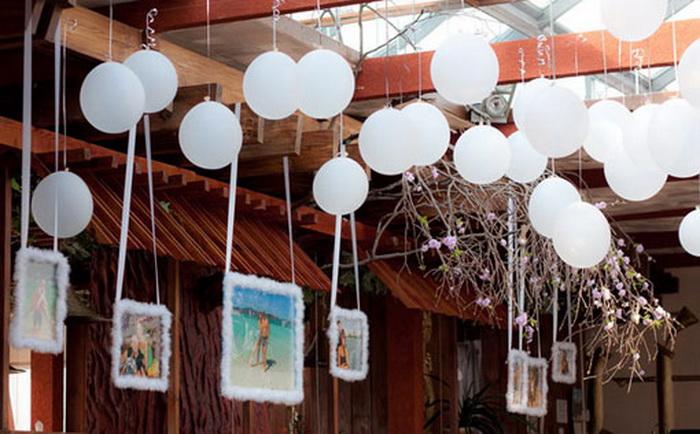 Как украсить комнату невесты на свадьбу своими руками