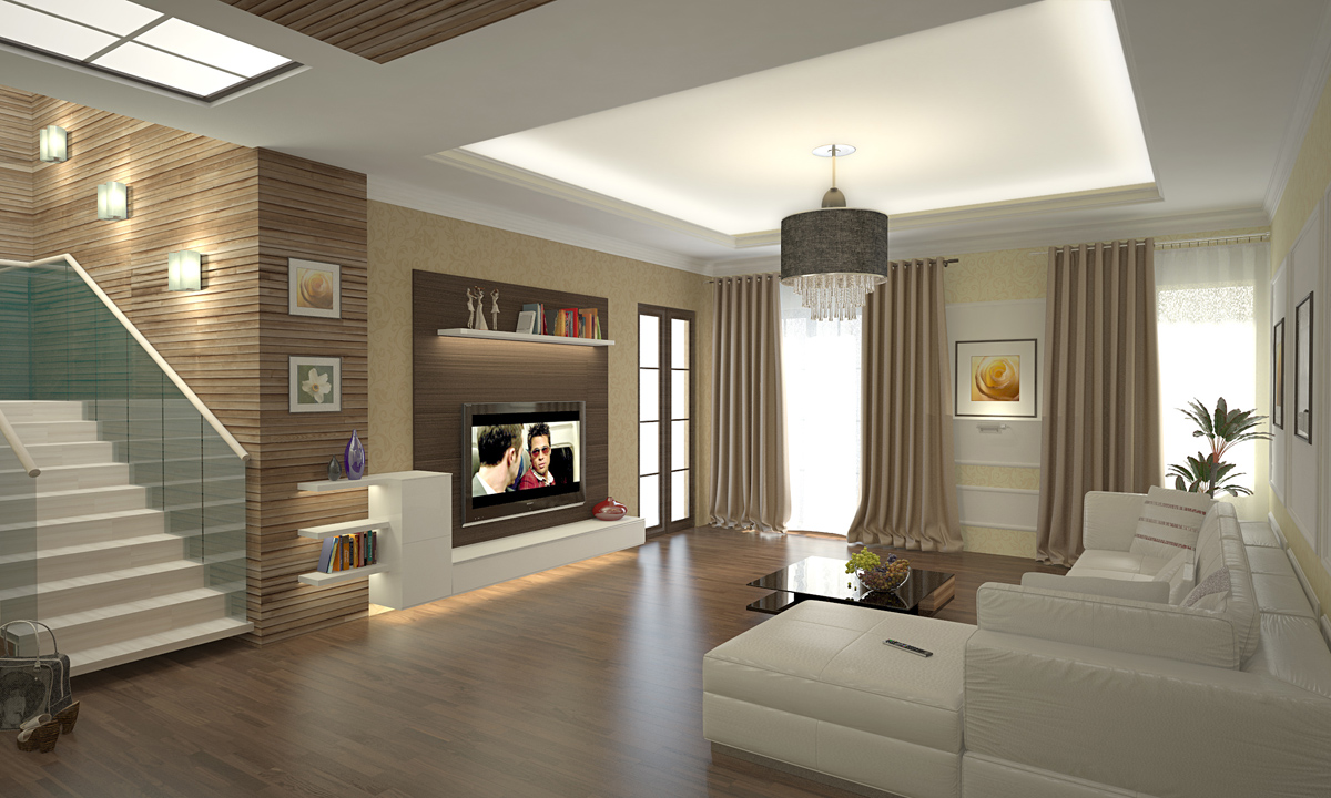 Дизайн интерьеров загородных домов и коттеджей фото