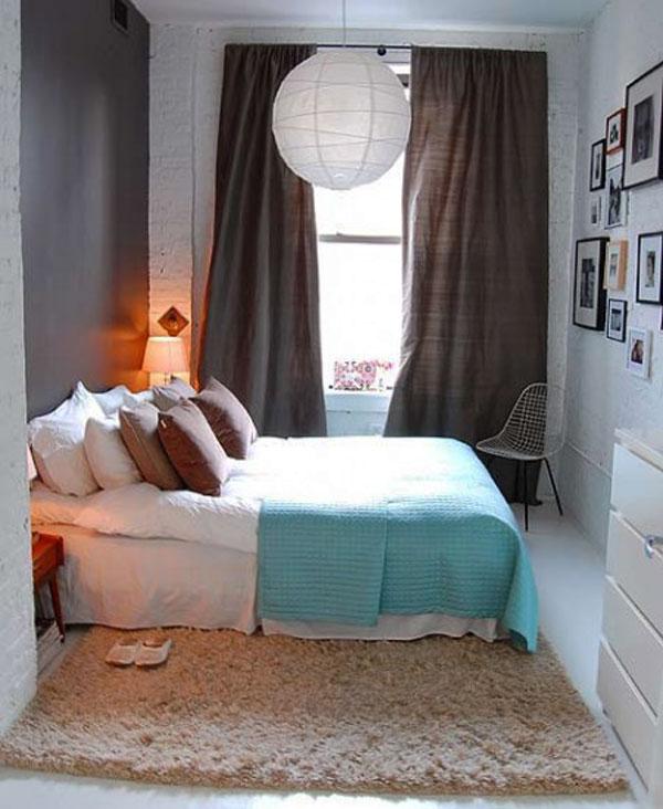 того как лучше оформить спальню в малогабаритной квартире хорошо отводит влагу