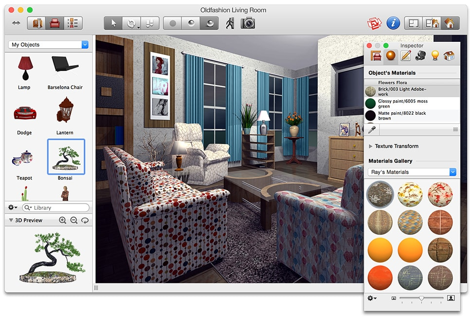 Free Room Design Software 1327631
