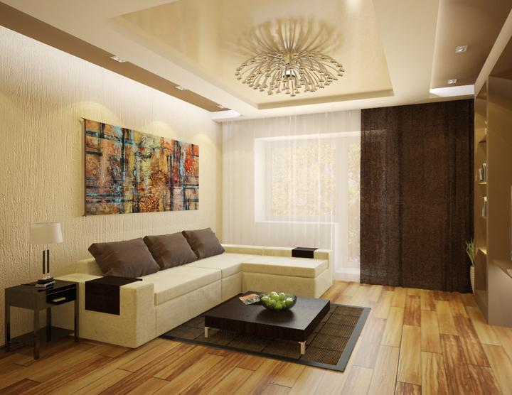 Идеи эконом дизайна квартиры 54