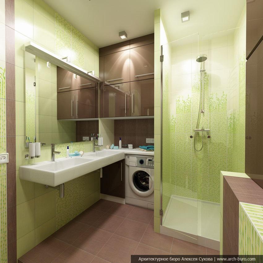 Дизайн маленькой ванной комнаты идеи советы рекомендации: Готовые дизайн проекты маленьких ванных комнат » Картинки