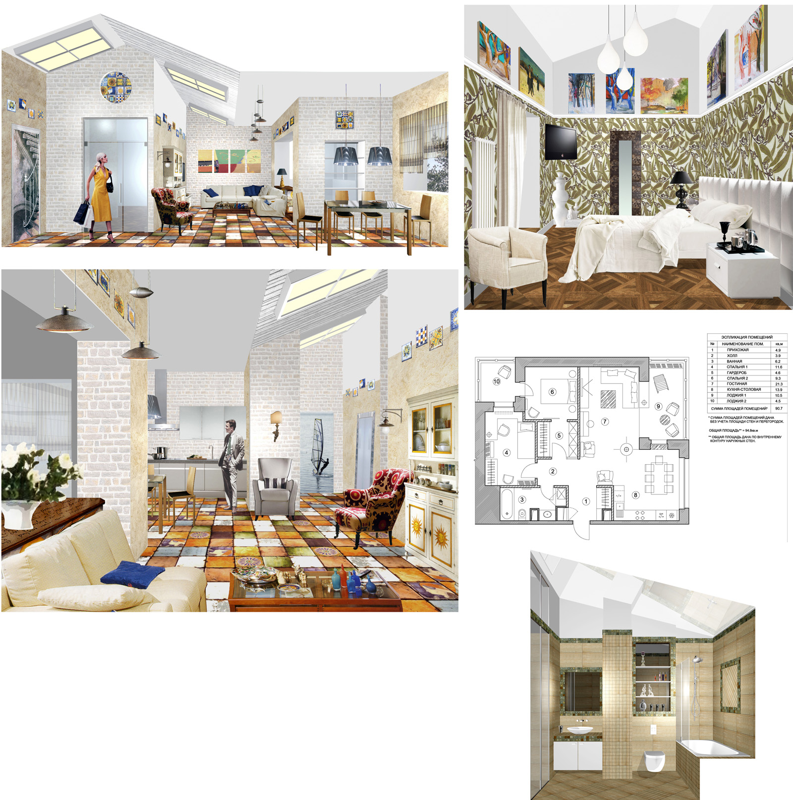 Проект дома фото дизайн