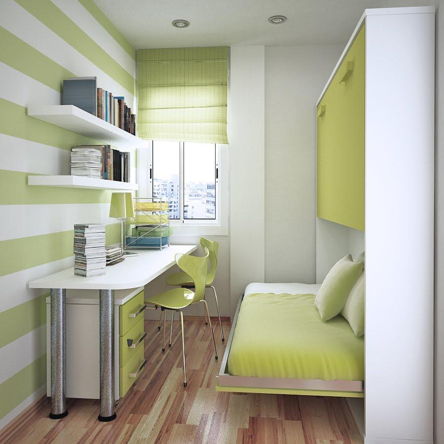 Дизайн комнат маленьких фото