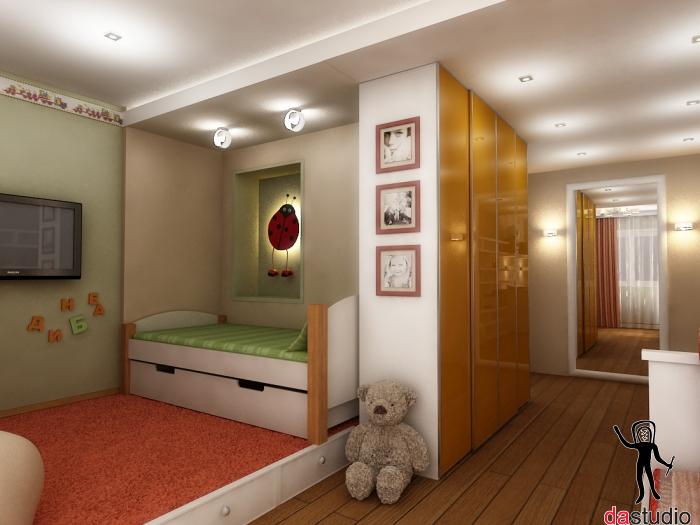 "Дизайн 2 комнатной маленькой квартиры "" картинки и фотографи."