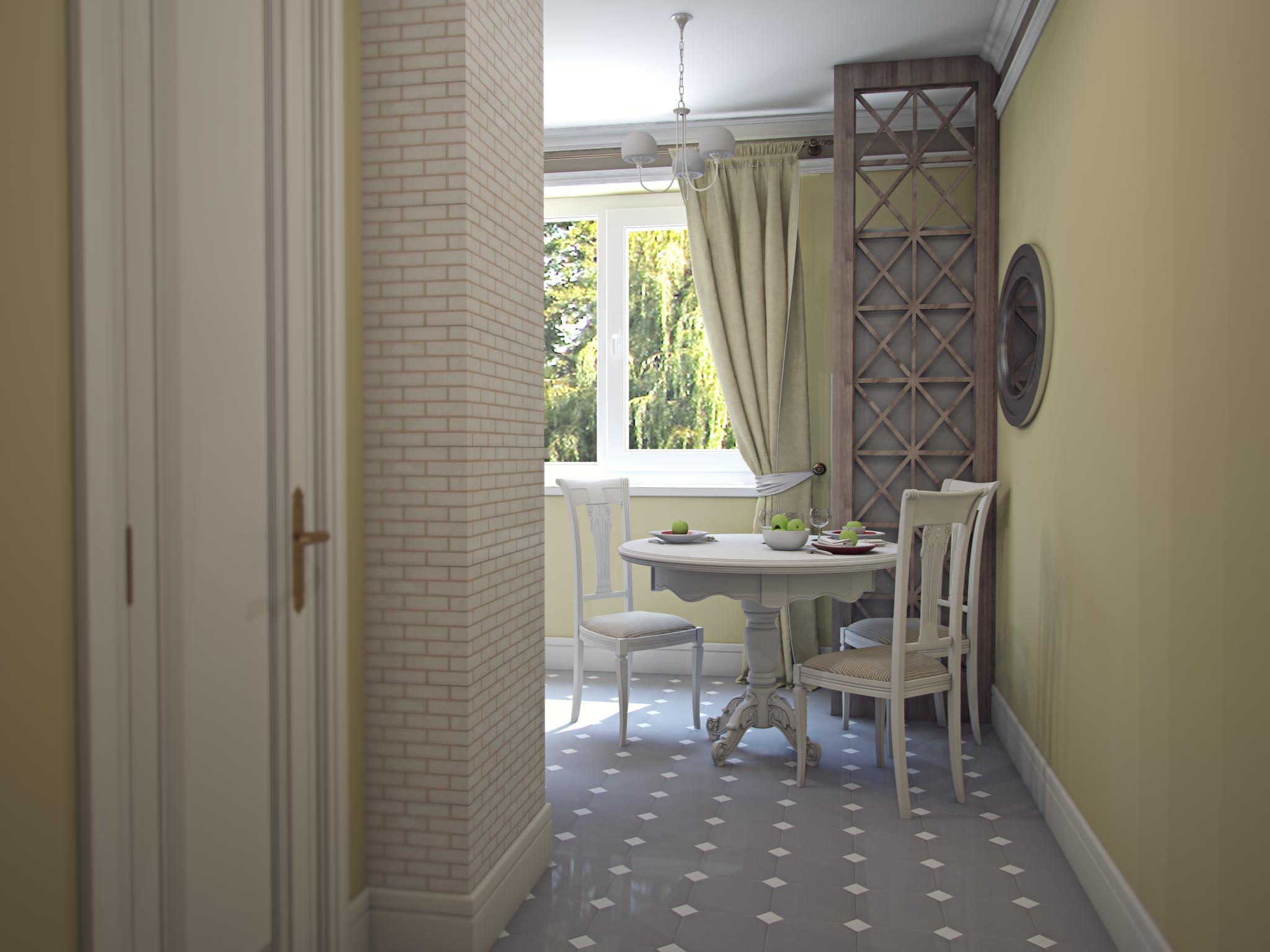 """Дизайн стандартной 3 х комнатной квартиры """" картинки и фотог."""