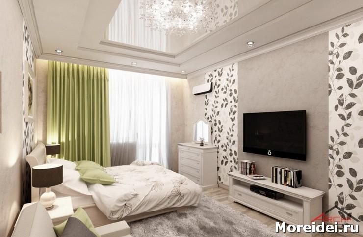 дизайн комнаты 18 кв м спальня гостиная фото картинки и фотографии