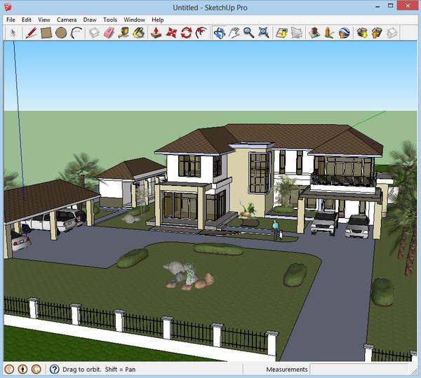 Скачать программу проектирования домов