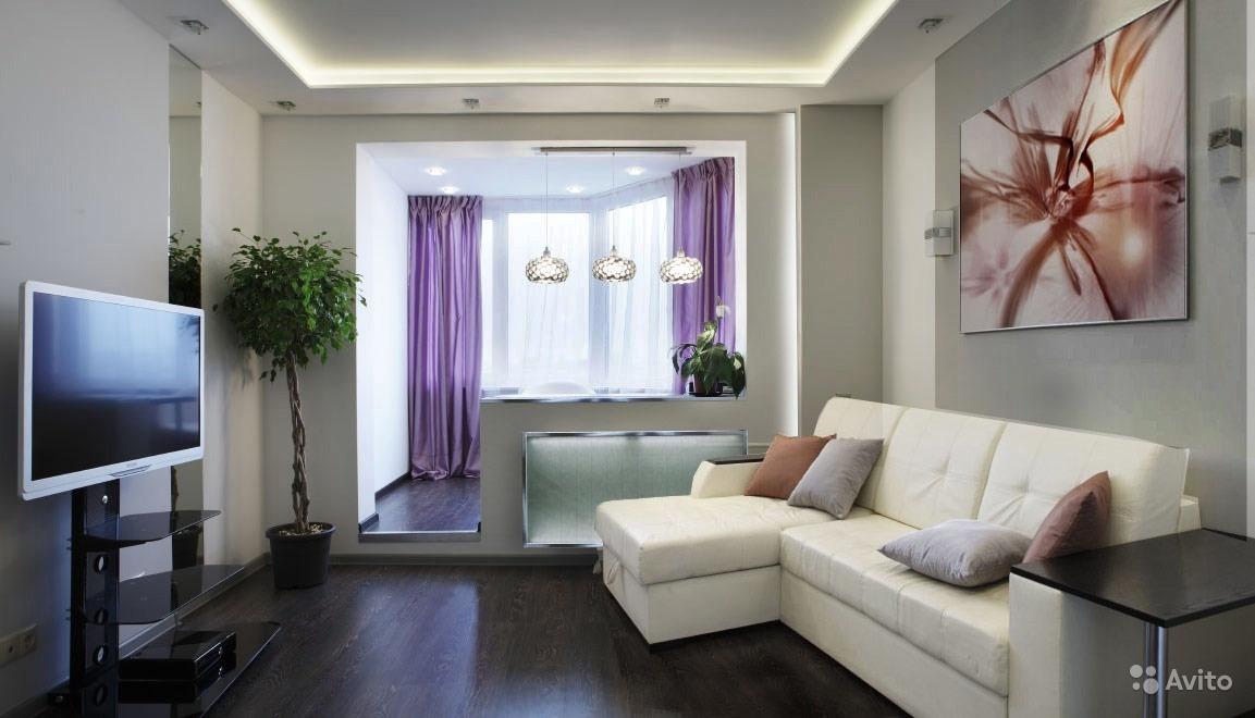 Дизайн трехкомнатной квартиры п44т.