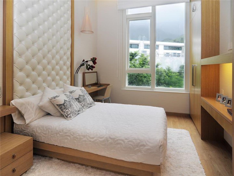Дизайн маленькой спальни: ТОП-100 фото идей