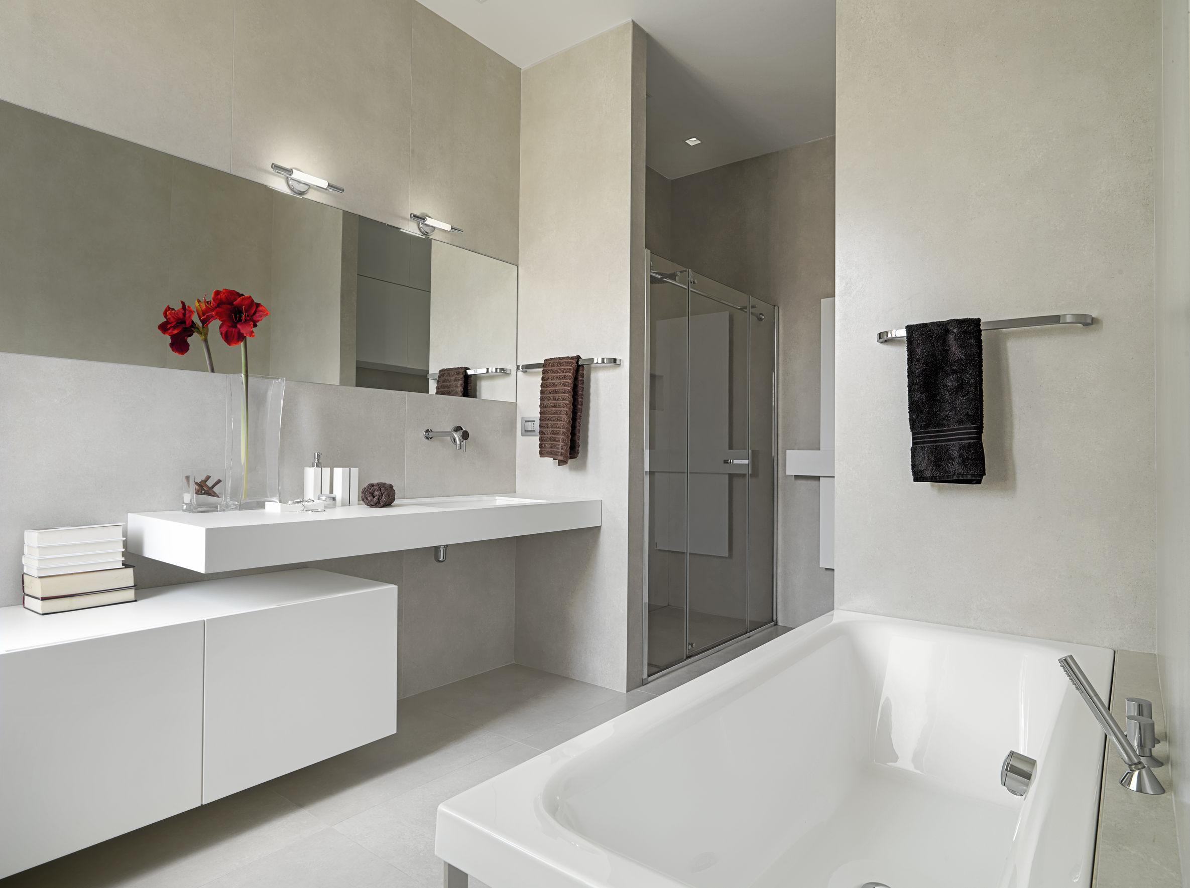 Дизайн ванной комнаты: фото интерьеров