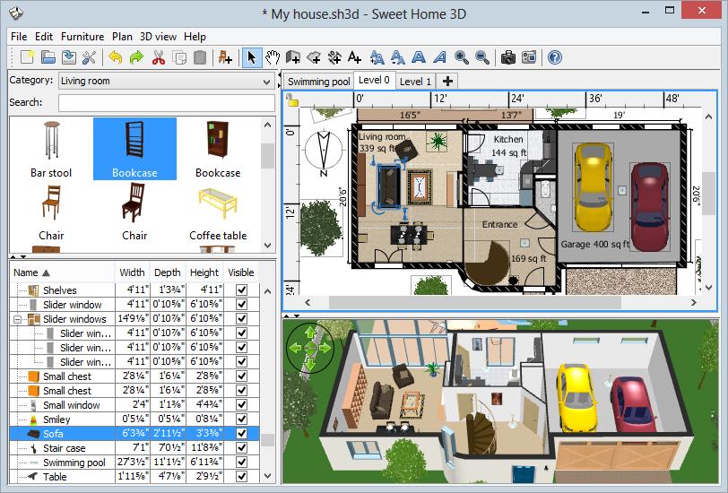 Дизайн квартиры онлайн программа бесплатно скачать
