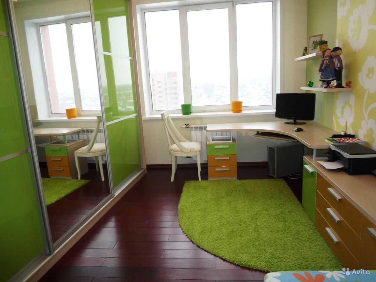 Дизайн детской комнаты длинной и узкой automag52.ru интересн.