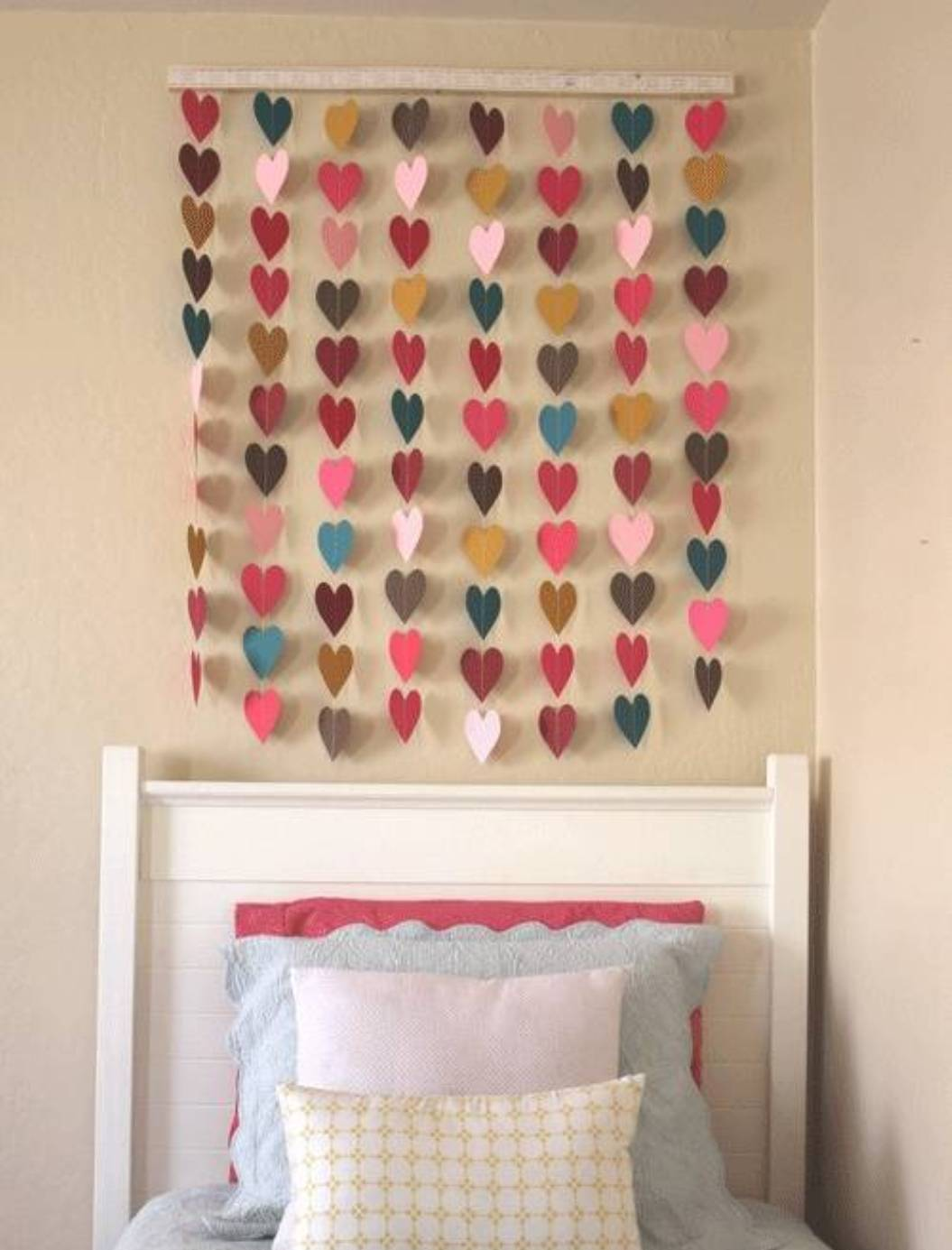 Cheap bedroom makeover