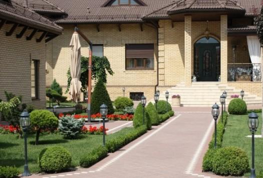Дизайн двор дома своими руками фото 628