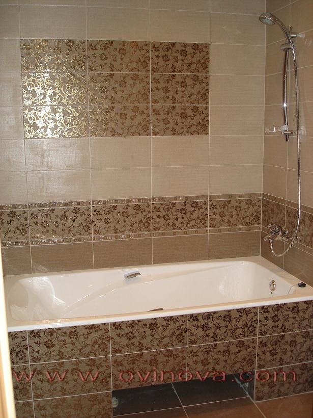 фото ванной комнаты и туалета плитка