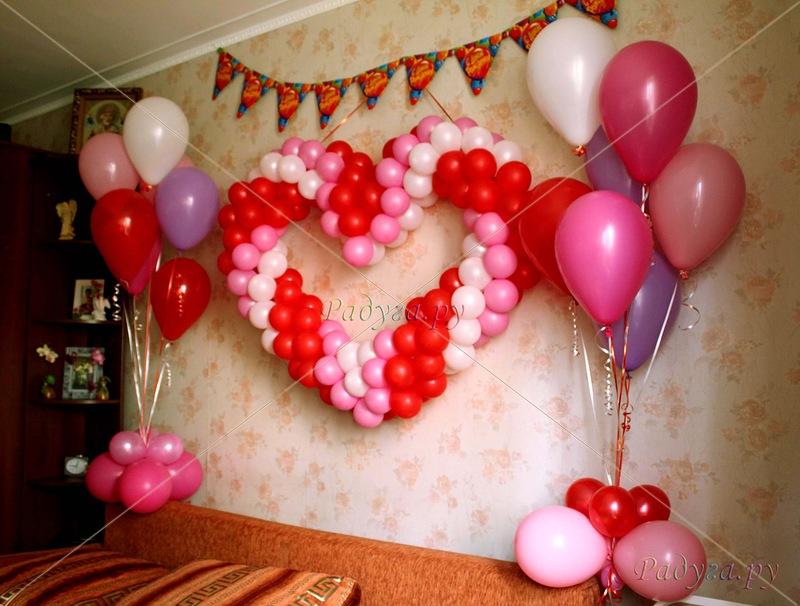 Украшение квартиры невесты на свадьбу: идеи по оформлению