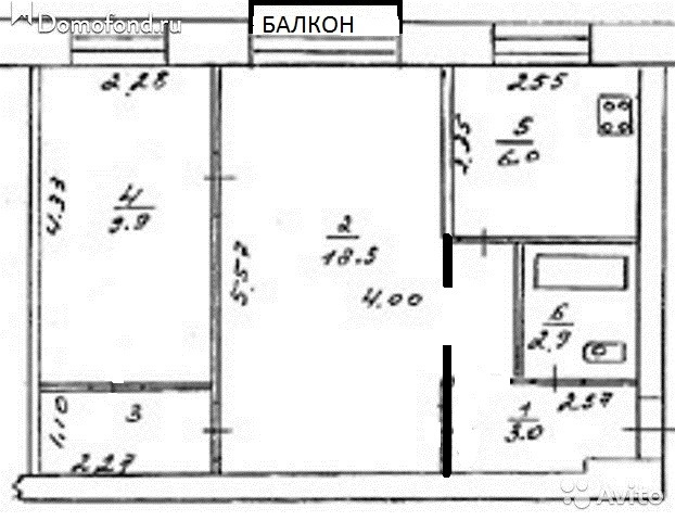 Хрущевка планировка 2-х комнатная коллекция изображений.