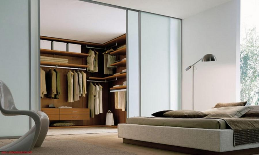 Дизайн проект спальни с гардеробной - дизайн -проект и визуа.