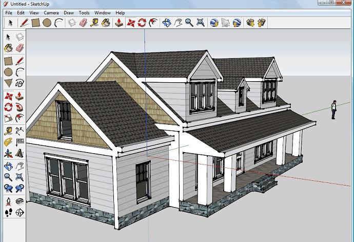 Программа проекты домов и коттеджей скачать бесплатно