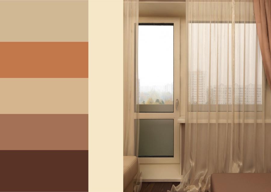Какой цвет стен выбрать нюансы оформления 40 фото