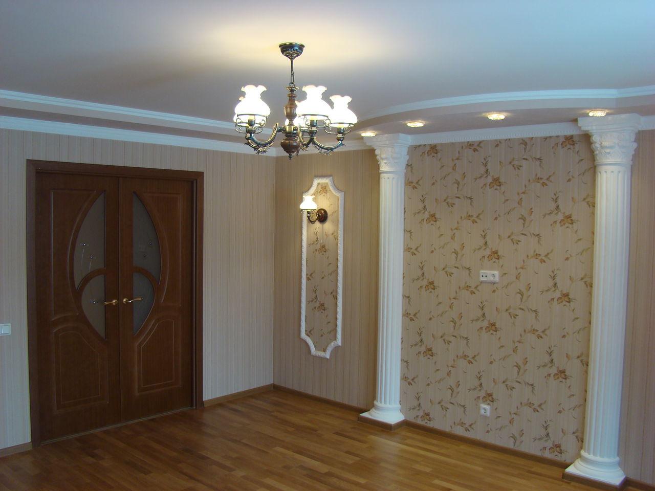 Потолок с драпировкой из ткани своими руками фото 940