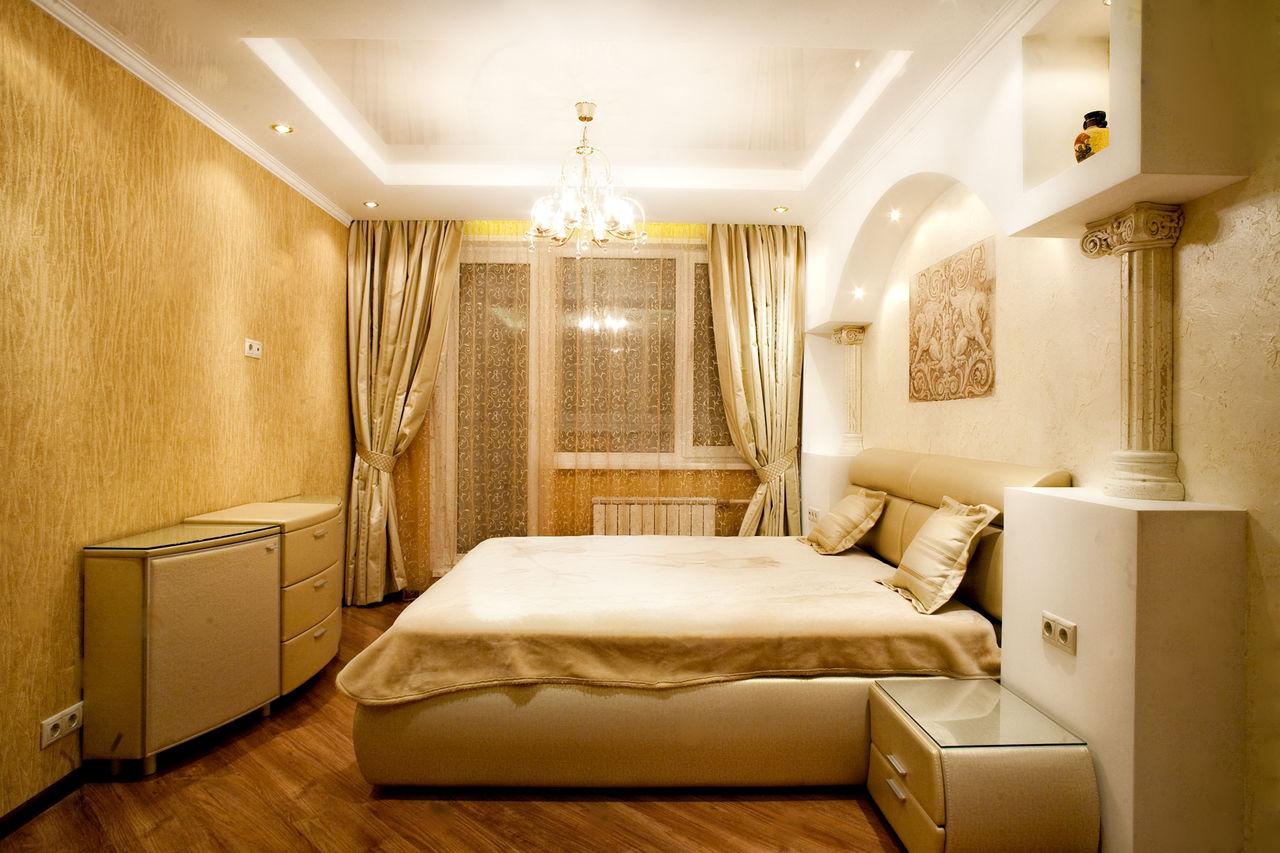 """Дизайн спальни панельный дом """" картинки и фотографии дизайна."""