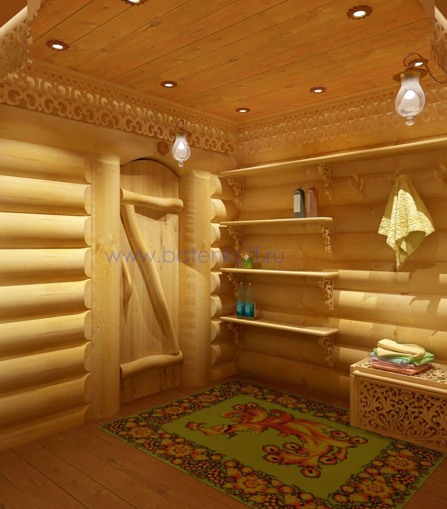Фото дизайна бани снаружи 134