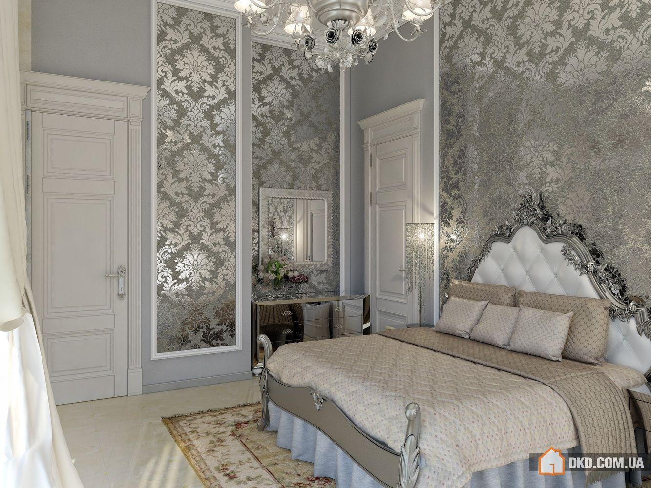 фото обои компаньоны в спальне