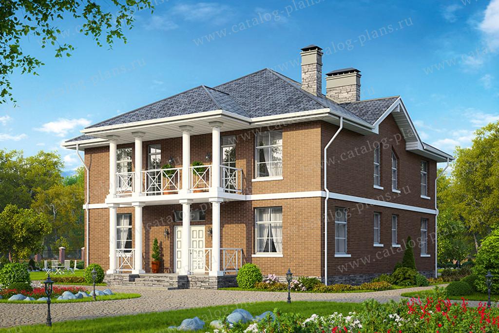 """Проекты двухэтажных домов с мансардой фото """" картинки и фото."""