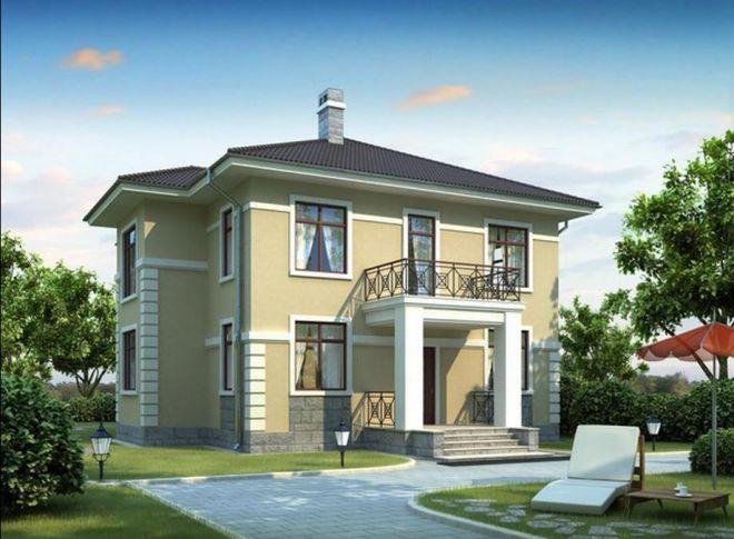 Дизайн домов и коттеджей фото снаружи