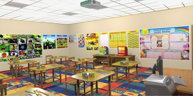 Шаблоны для оформления классного уголка в начальной школе картинки