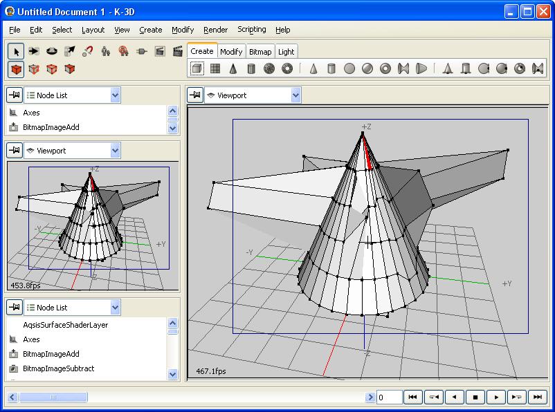 Создание 3d моделей онлайн
