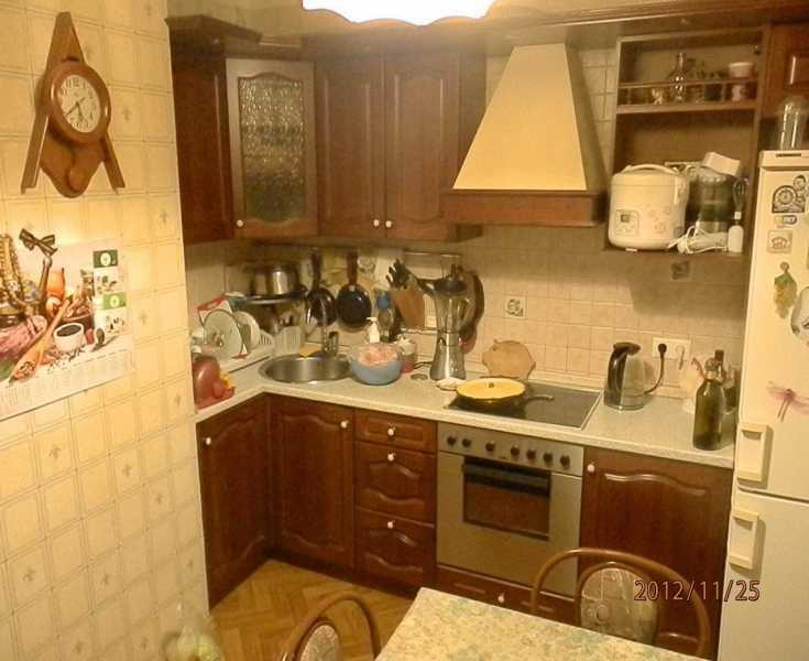 Кухни для п 3м