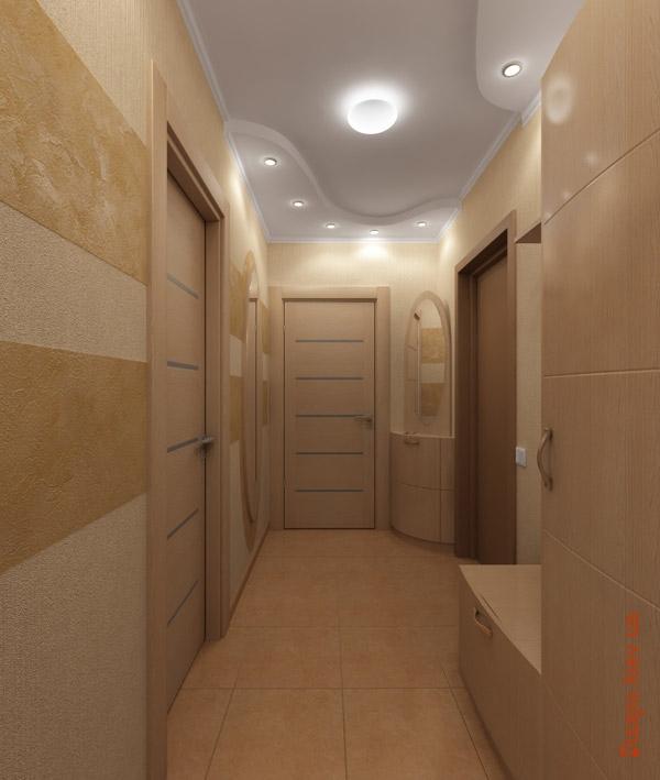 """Дизайн коридора 6 кв.м """" картинки и фотографии дизайна кварт."""