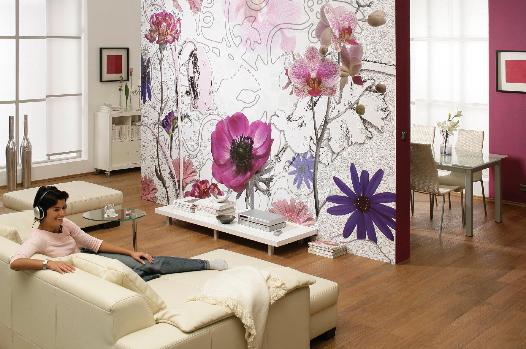 термобелья предлагают интерьер обои в большие цветы отличается особой… Посмотреть