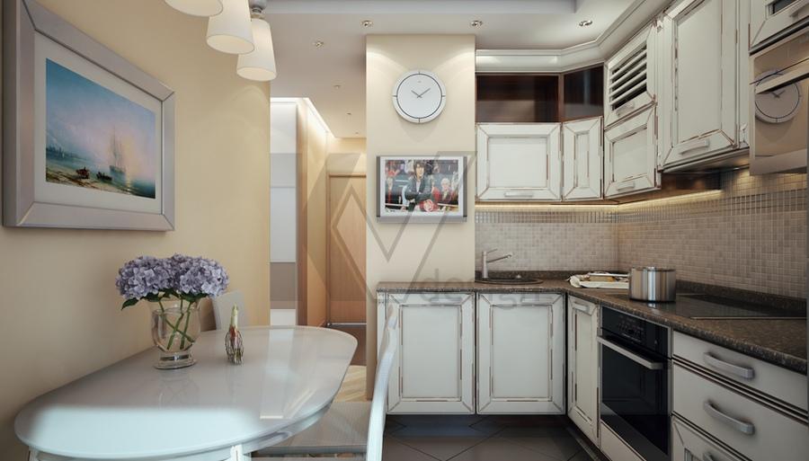 Квартирный вопрос ремонт спальни с угловой лоджией серии п3м.