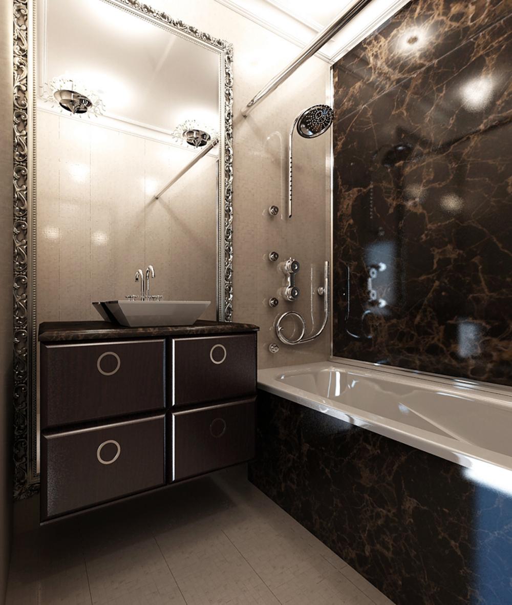 Дизайн маленькой ванной комнаты идеи советы рекомендации: Фото интерьера маленьких ванных комнат » Картинки и